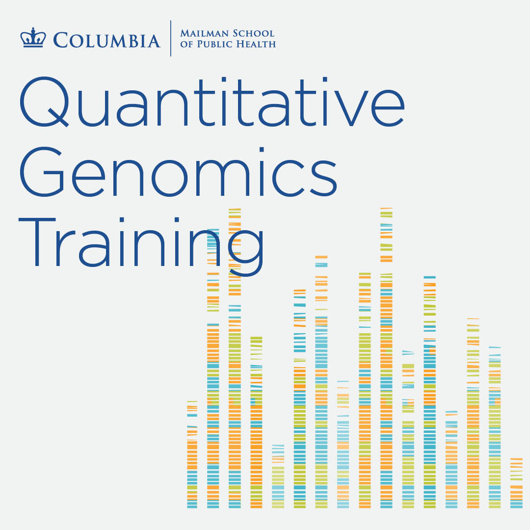 Quantitative Genomics Training Workshop