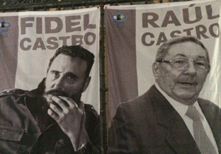 Fidel and Raul