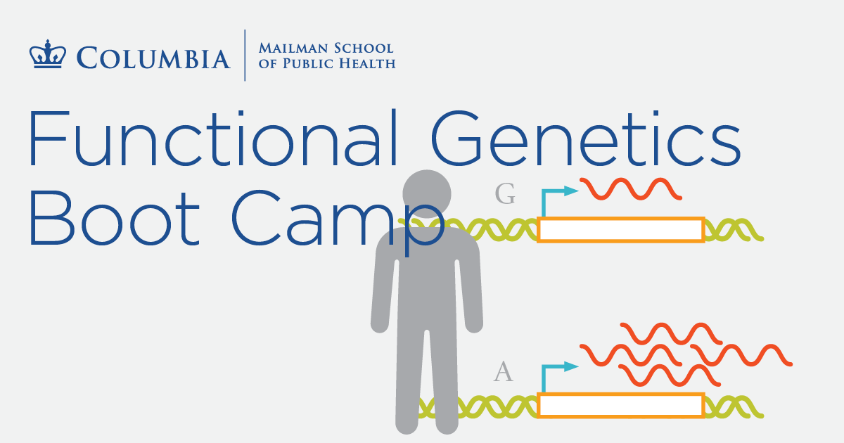 Functional genetics genomics boot camp training