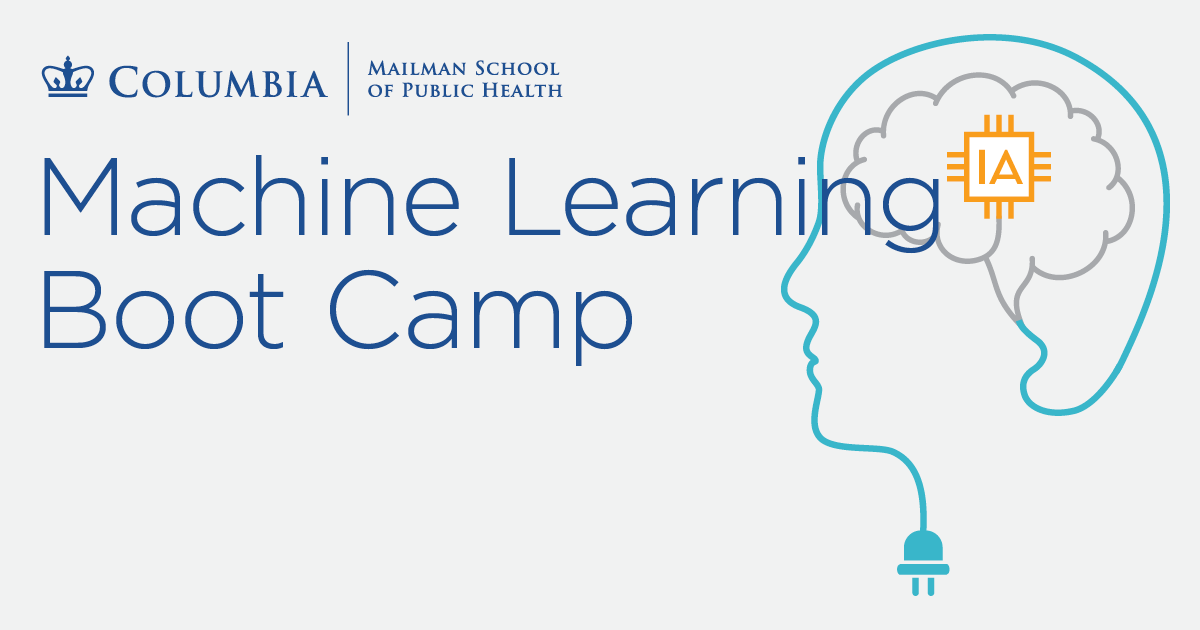 Machine Learning Boot Camp training