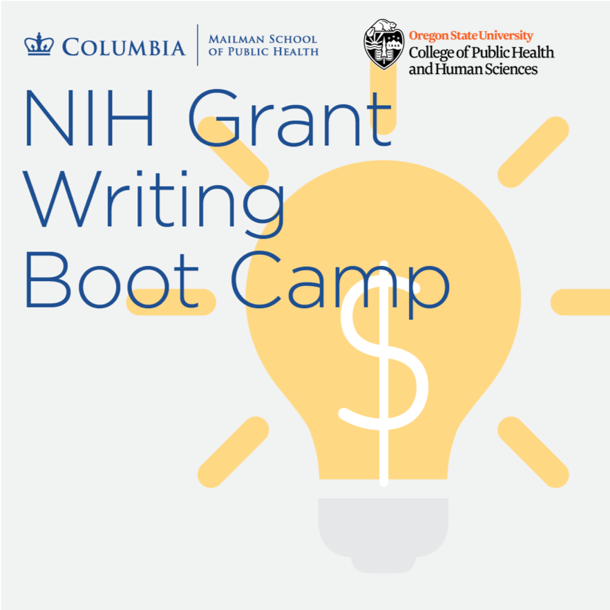NIH Grant writing boot camp training - West Coast 1080