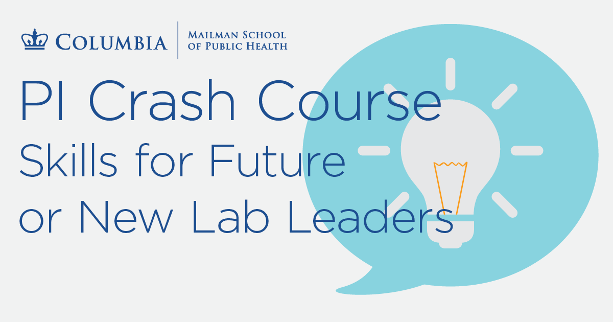 PI Crash Course leadership training