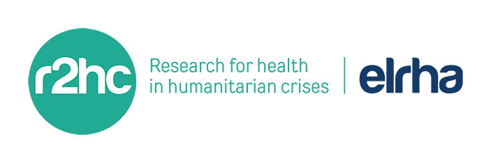 Research for Health in Humanitarian Crises logo