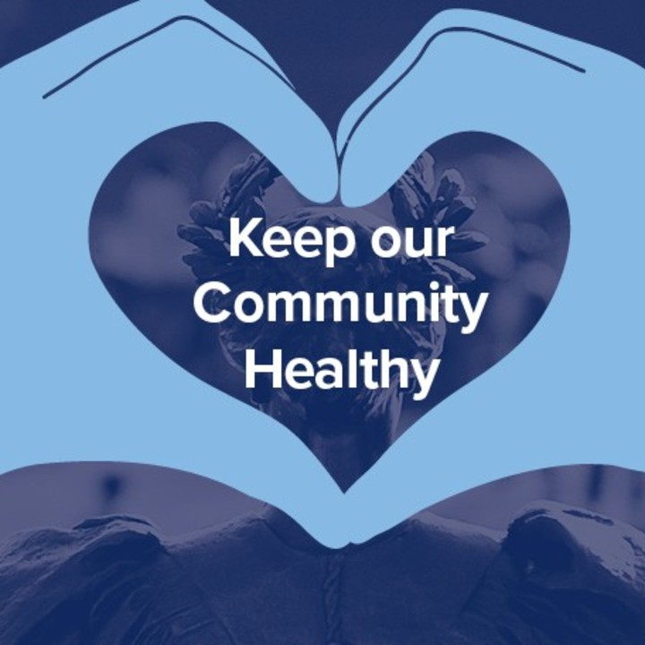 Columbia Compact, Keep our Community Healthy, Columbia University