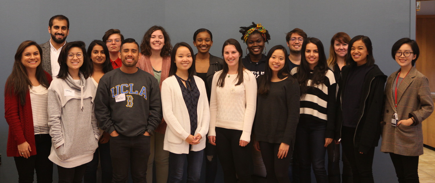 Columbia University Mailman School of Public Health, student government elected officers