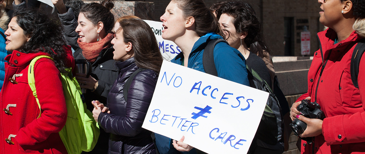 No access not equal to better care
