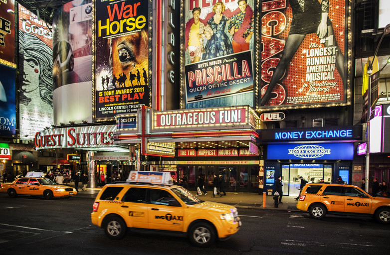 Times Square Theaters