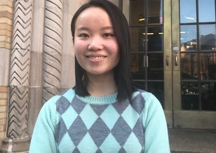 Danting Liu, Columbia University Mailman School of Public Health, student government